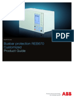 1MRK505273-BEN C en Product Guide REB670 1.2 Customized