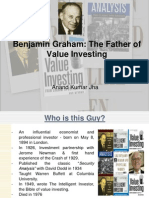 Value Investing - An Introduction to Benjamin Graham