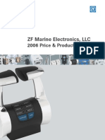 P-295 RvA 2006 ZF Marine Electronics Price & Product Catalog