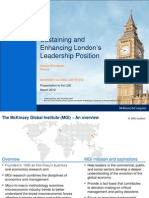 Competitiveness of London - McKinsey & Company