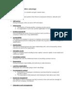 HRM woordenlijst handboek