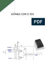 Astable Con Ci 555