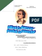Mihai Eminescu Poet Neperehe