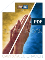 Guia de Oracion