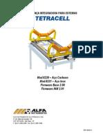 Manual Tetracel