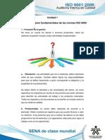 Tema 3. Principios Fundamentales de Las Normas ISO 9000