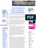 Servicios de Inteligencia y Trafico de Drogas