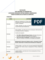 Cuarto Informe de Gobierno Campeche