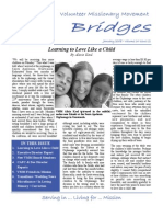 VMM Bridges Jan 2008 Newsletter