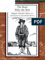 The Real Billy the Kid by Miguel Antonio Otero, Jr.