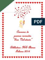 Concurso Poemas Tuenados 2014 Blog