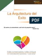 Ppt Arquitectura Del Exito Para Talleres c7 Al 9 de Junio