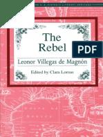 The Rebel by Leonor Villegas de Magnon