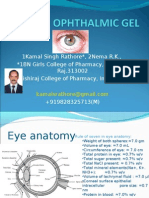 In-situ Ophthalmic Gel Ppt