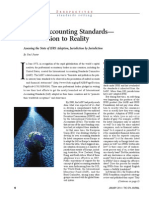CPA Journal Global Accounting Standards January 2014