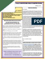 MVM Newsletter 2014.02.06