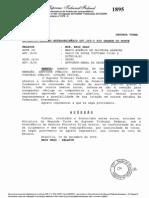 Administrativo - STF - remoçao