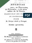 25415626 Sentencias de Teognis de Phocylides de Pitagoras y de Otros Sabios de Grecia 1802