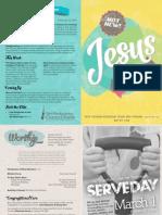 02.09.14 Genesis Bulletin | First Presbyterian Church of Orlando
