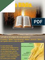 presentacion la biblia