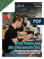 2014-02-06 The Calvert Gazette