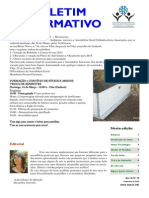 Boletim Informativo MPI n.º 30