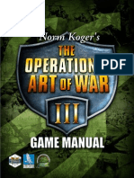 Toaw3 Manual [eBook]