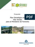 Plan Estratégico Vias Verdes