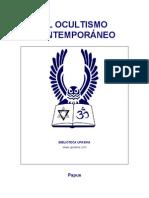 Papus - El Ocultismo Contemporaneo.pdf