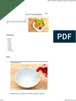 Cómo hacer un omelet en el microondas - wikiHow