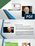 Presentacion Jack Welch