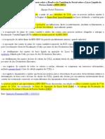 ESCRITURAÇÃO FISCAL DIGITAL - EFD - IRPJ E CSLL