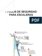 7 Pasos de Seguridad Para Escaleras