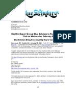 Blue Scholars Release Vancouver Show 2 6