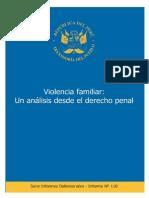 Violencia Familiar_derecho Penal
