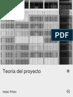 Teoria del proyecto - Helio Pinón
