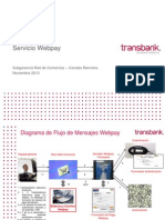 Flujo Webpay - Noviembre 2013