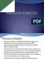 Proceso Esbelto