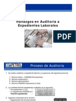 Hallazgos Auditoria a Expediente