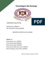 Reporte de Trabajo (Autoguardado)