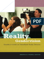 Reality Gendervision edited by Brenda R. Weber