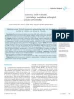 Klebsiella Pneumoniae Multi-resistente,