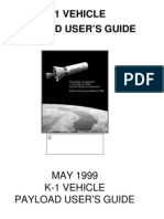 Kistler Launch Vehicle Payload Planners Guide