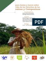 Manual para Juezas y Jueces sobre la Protección de los Derechos de las Campesinas y Campesinos