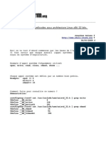 Creation Des Shellcodes Sous Architecture Linux x86.PDF