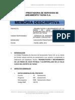 Memoria Descriptiva Cusco Ok