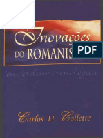 Inova Es Do Romanismo Carlos H Collette