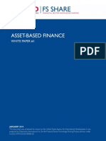 Asset Based Finance