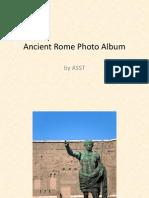 ancient rome photo album