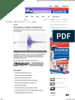 Ponašanje u slučaju zemljotresa - Vijesti online